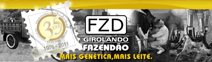 Girolando FZD , Mais Genética, Mais Leite.