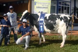 Ganhadora Convincer - Expogrande 2011